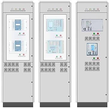 Шкафы защит трансформатора и АУВ стороны ВН