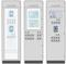 Шкафы основных защит и регулирования напряжения трансформатора