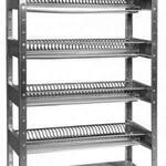 Кухонный стеллаж Abat ССТ-4-2 (400 серия)