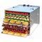 Дегидратор Hurakan HKN-DHD10 шкаф сушильный фруктов и овощей