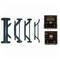 Расходомер-счетчик для нефти и мазута (врезной вариант) ДНЕПР 05.091.1 C архивом RS-232+ USB