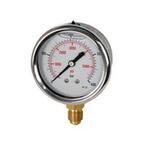 Манометры и уровнемеры с термометром