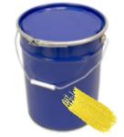 Краска АК-511 жёлтая