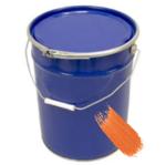 Краска АК-511 оранжевая
