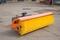 Щетка дорожная поворотная с системой полива и гидроповоротом для трактора МТЗ с рабочей шириной 2500 мм и диам