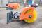 Щетка дорожная поворотная с системой полива и гидроповоротом для трактора МТЗ с рабочей шириной 3000 мм и диам