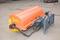 Щетка дорожная неповоротная для мини-погрузчика с рабочей шириной 2000 мм и диаметром 800 мм