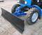 Отвал поворотный снеговой для трактора МТЗ, ширина 2800 мм, высота 700 мм