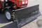 Отвал коммунальный гидроповоротный на трактор МТЗ 320, ширина рабочей кромки 1800 мм