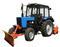 Отвал коммунальный механический на трактор МТЗ 1221
