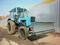 Отвал коммунальный механический на трактор МТЗ