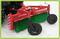 Щеточное оборудование для трактора МТЗ с рабочей шириной  1300 мм