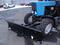 Отвал коммунальный снежный на трактор МТЗ, ширина 2400 мм. С гидроповоротом.