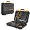 Универсальный набор инструмента для дома и авто в чемодане Deko DKMT74 (74 предмета) 065-0735