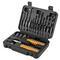 Универсальный набор оснастки и аксессуаров DEKO TZ38 (38 предметов) в чемодане 065-0311