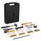 Набор инструментов для дома DEKO DKMT142 (142 предмета) в чемодане 065-0308