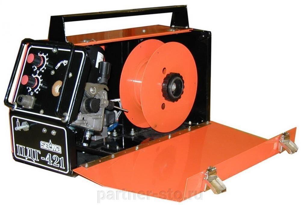 Механизмы подачи проволоки Сэлма ПДГ-421 (без цифровой индикации, на раме), кассета 5 кг