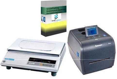 Пак принтер-весы