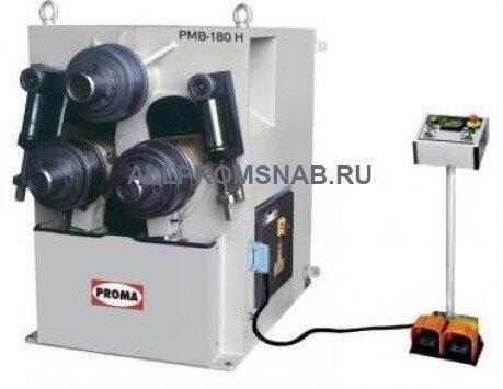 Станок для гибки профиля и труб PMB - 245 H