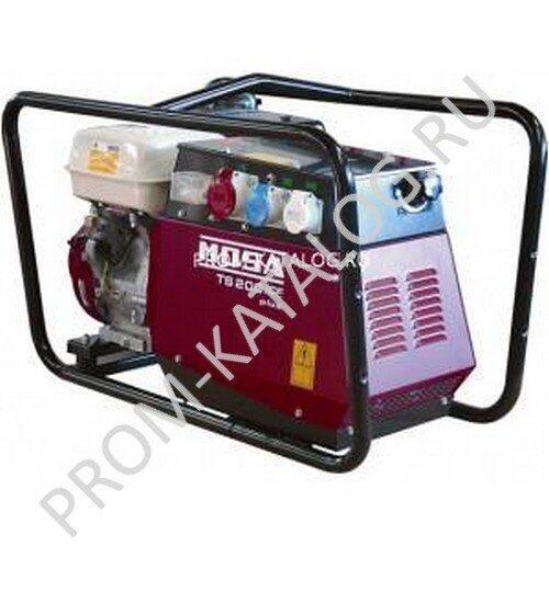 Универсальный бензиновый сварочный агрегат MOSA TS 200 BS/CF 27754