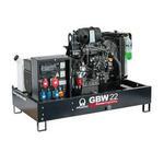 Дизельный генератор PRAMAC GBW 22 P | открытое | 1 фаза