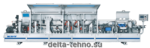 Автоматический кромкооблицовочный станок KDT КЕ 465 JSK (HD 621)