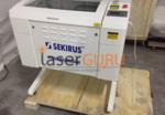 Лазерно гравировальный станок с ЧПУ Co2 SEKIRUS P0301M-0604M