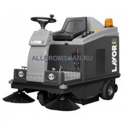 Подметальная машина LavorPRO SWL R1000 ET (с фронтальным освещением)