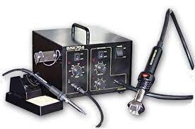 Quick-704 ESD - двухканальный ремонтный центр (Quick704ESD)