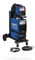 Инверторный сварочный полуавтомат BLUE WELD MIXPULSE 425 R.A.