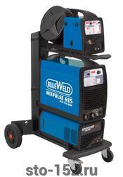 Инверторный сварочный полуавтомат Blueweld Mixpulse 625 R. A.