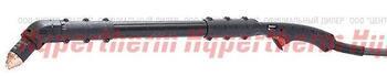 059579 Длинный ручной резак Duramax Hyamp 45° (ручка 0,6 м / шланг 15,2 м)