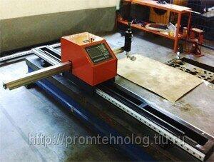 Машина с компьютерным управлением для термической резки металлов HCB1200×3000