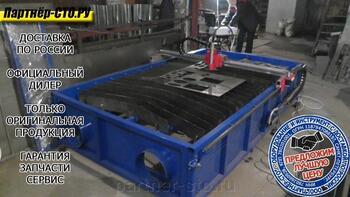 Simple Cutter 6000x2000 ПКО Волна Станок плазменной резки