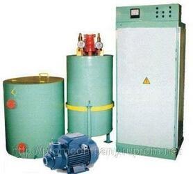 Электродный паровой котел КЭП-160 парогенератор промышленный