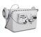 Комплекс для измерения количества газа ЭЛЬСТЕР СГ-ТК-Д-100 на базе ВК, ТС220