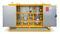 Пункт учета и редуцирования газа ЭЛЬСТЕР ПУРДГ-Ш-100-Р в неотапливаемом шкафу без системы телеметрии