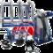 Сварочная машина для стыковой сварки ПЭ труб Kell MC-1200SA