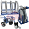 Сварочная машина для стыковой сварки ПЭ труб Kell MC-1200