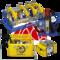 Сварочный аппарат ПРОТОФЮЗ- Микст-160 (63-160) полуавтомат + сварка электромуфт