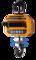 Весы CAS 30 THD с крюком (Caston 3)