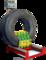 Вулканизатор для грузовых колес Termopress-1100 (ТП-1100)