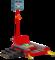 Вулканизатор для грузовых колес Termopress-800 (ТП-800)