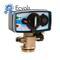 Блок управления умягчителем Fleck 4600/1600/ECO/ 3/4 HW с водоочисткой для горячей воды