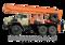 Автовышка (автогидроподъемник) АПТ 28 на базе Урал 4320