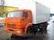 Изотермический фургон на шасси камаз 65115-3052-23