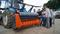 Мульчер на трактор FERRI TFC/F 2000