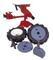 Комплект навесного оборудования Pubert Quatro Max, Quatro Junior