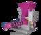 ПЭ-1250У пресс-экструдер, до 1250 кг/час, универсальный