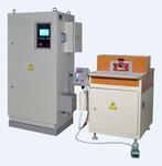 Индукционная установка для нагрева заготовок в кузнечном производстве